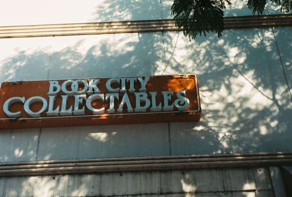 Hollywood Book City