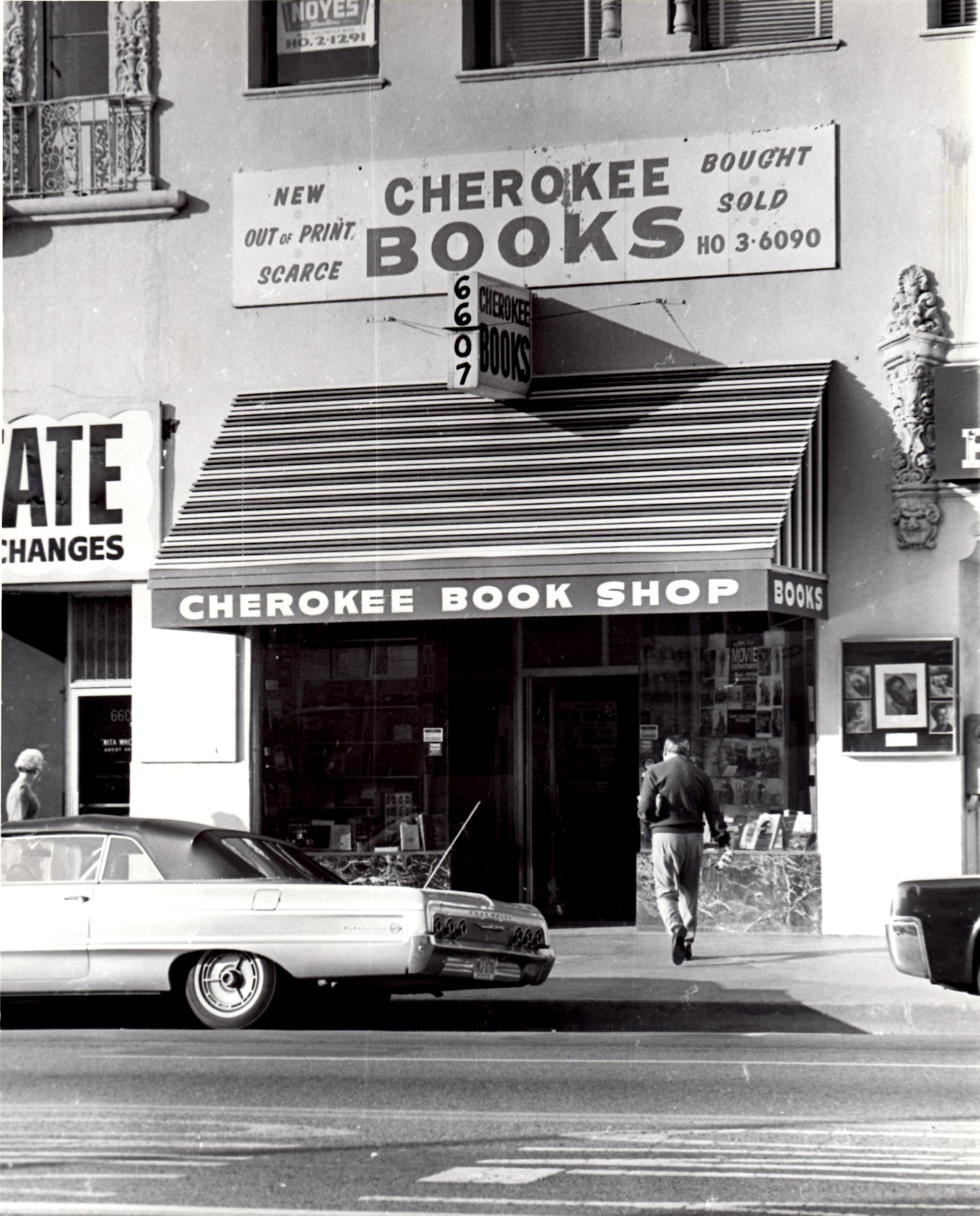 Cherokee Book Shop