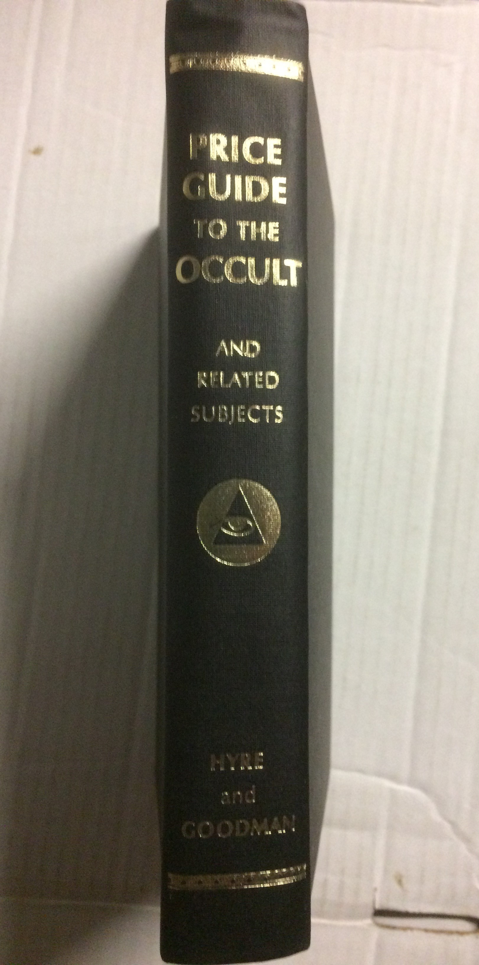 Price Guide to Occult