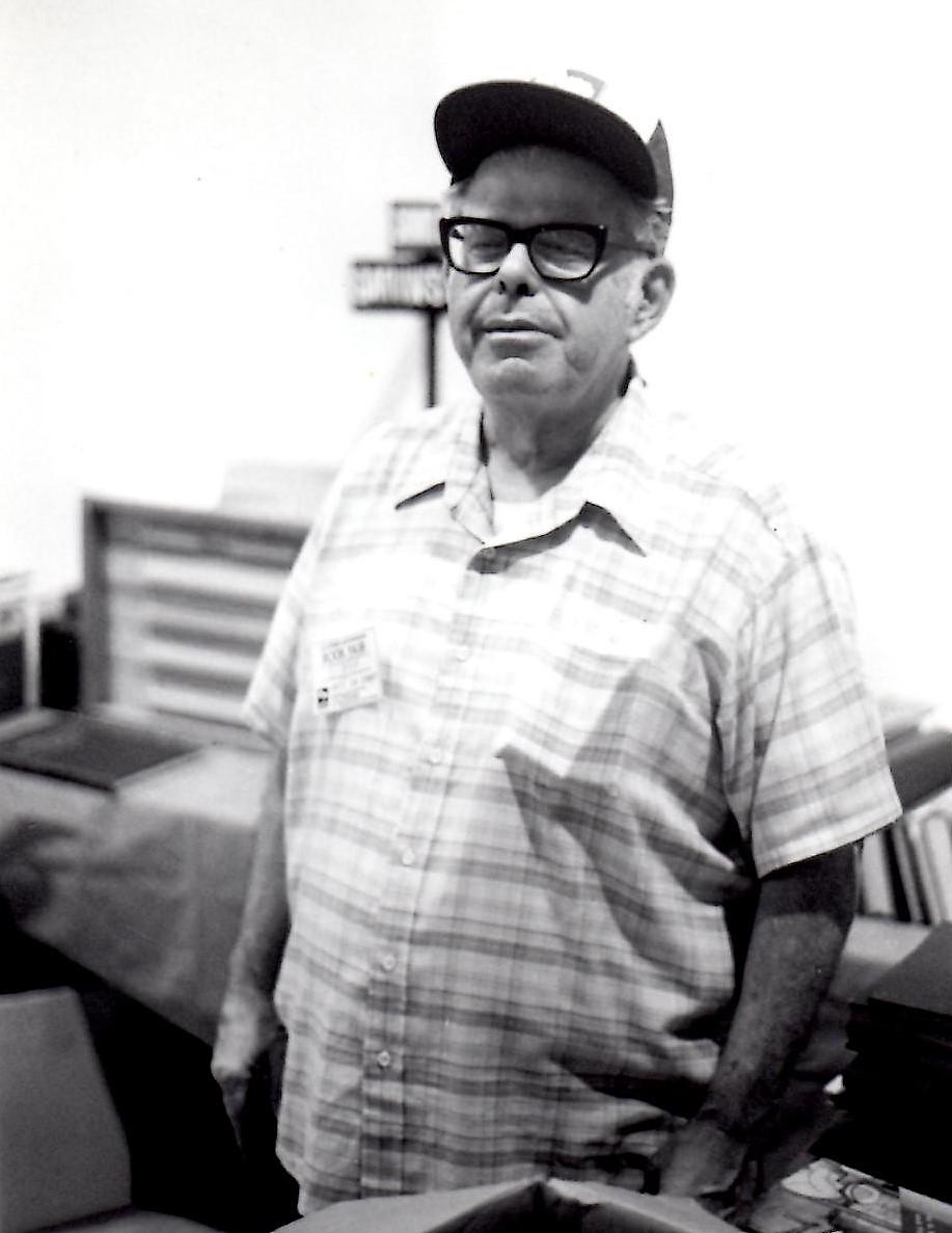 Jack Garvin, 1987