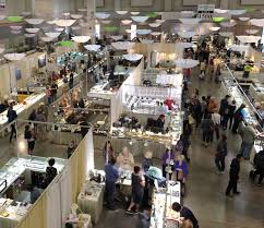 The big Tucson Gem and Mineral Show